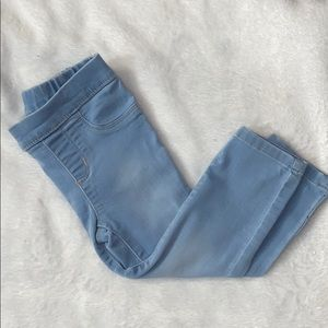 🎃Crazy 8 Light Blue Skinny Jeans 2T🎃